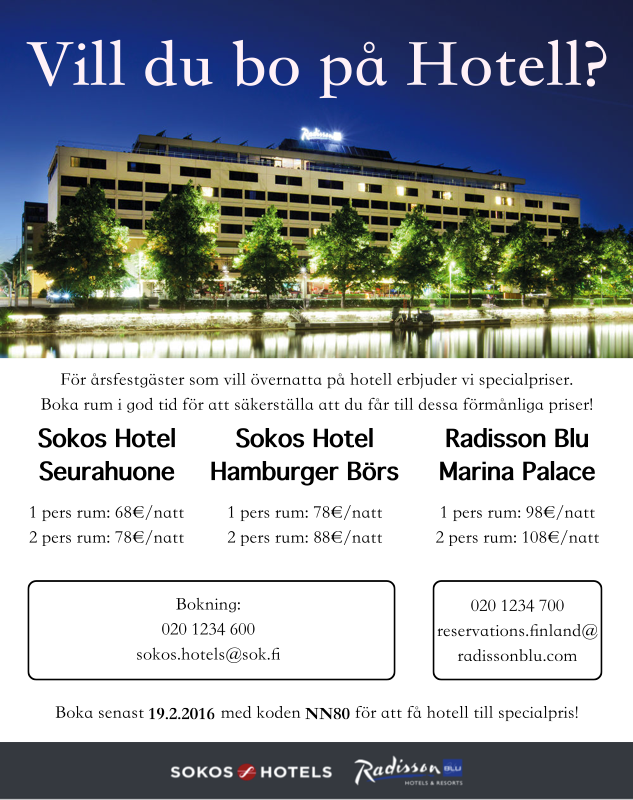 Hotellerbjudande