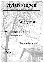 Nyläningen 2006-2