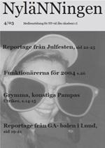 Nyl�ningen 2003-4